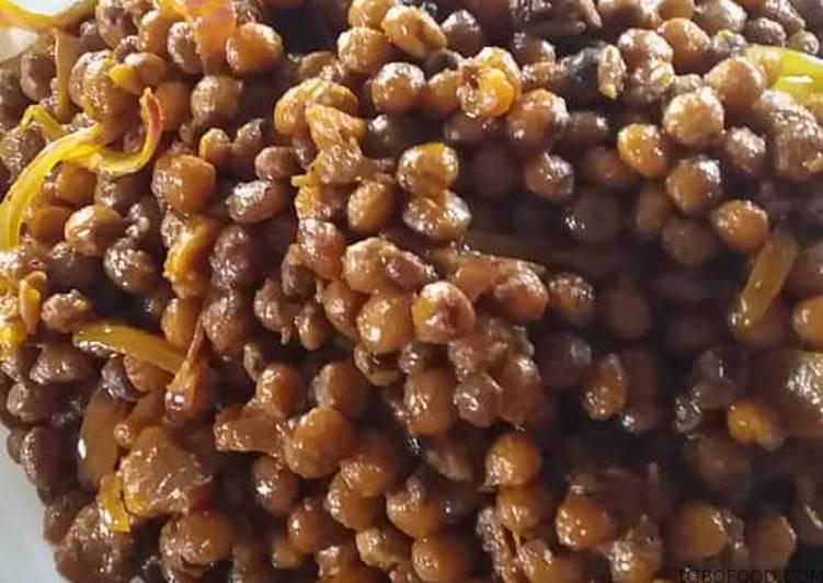 How to cook Agbugbu na achicha